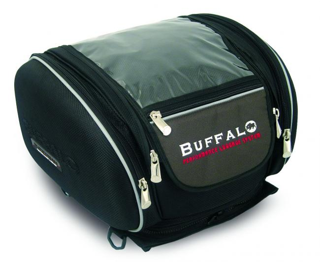 Buffalo Slipstream Expanding Tour Tank bag