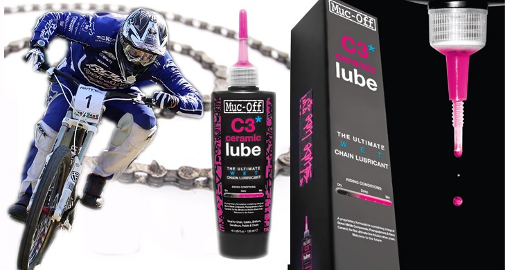 C3 Lube Wet 120ml