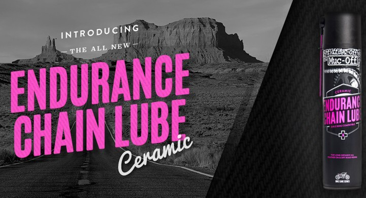 Endurance Chain Lube 400ml