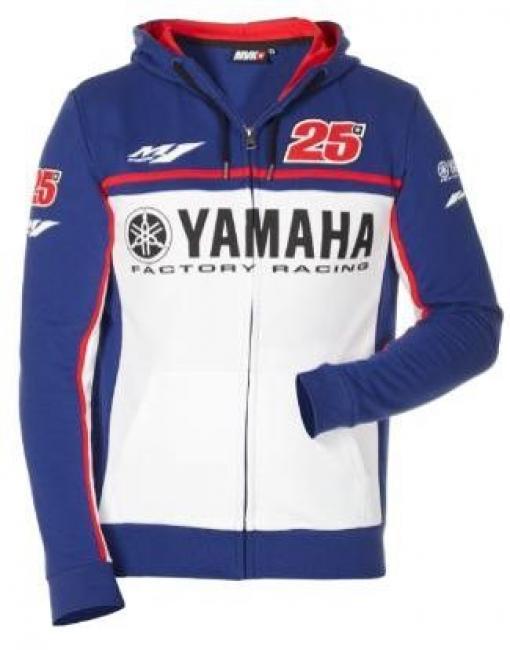 Kolekce 2017  pánská mikina Maverick Viñales. Origilnální kolekce oblečení  Yamaha Maverick ac4465d29f5