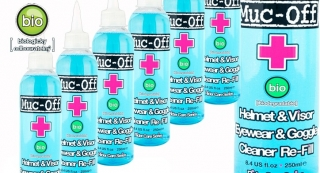 Visor Cleaner REFILL 250 ml